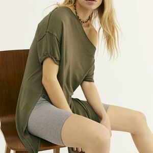 NWT Free People Take It Easy Top